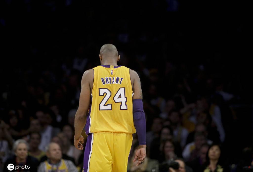 NBA故事汇:少年科比流浪记 杀手气质高中已早就