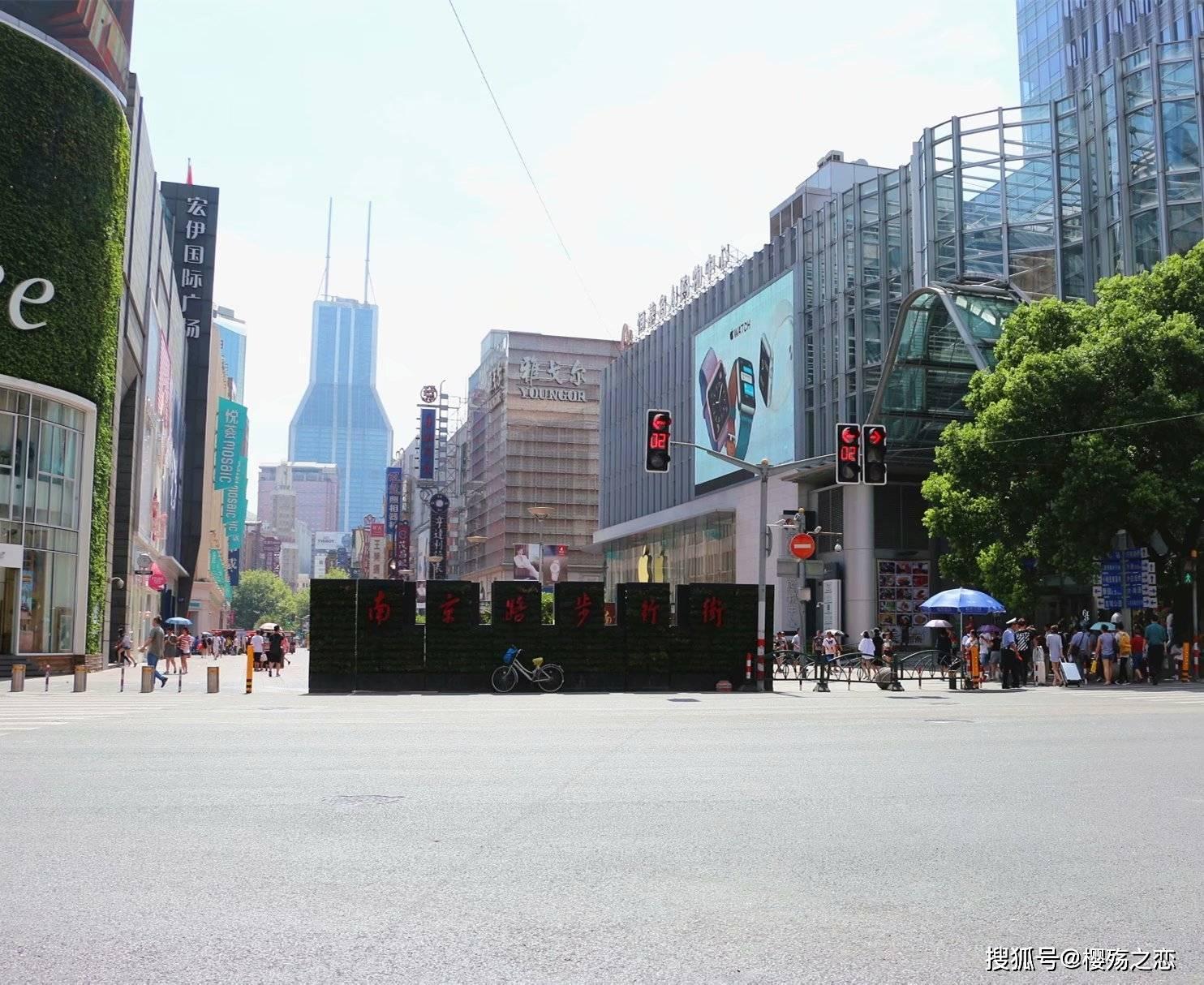 """原创             上海最有名的商业街,繁华了一百多年,被誉为""""中华商业第一街"""""""