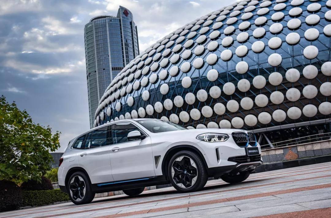 """不做汽车做""""手机"""",创新纯电动BMW iX3有望成为又一个移动智能终端"""