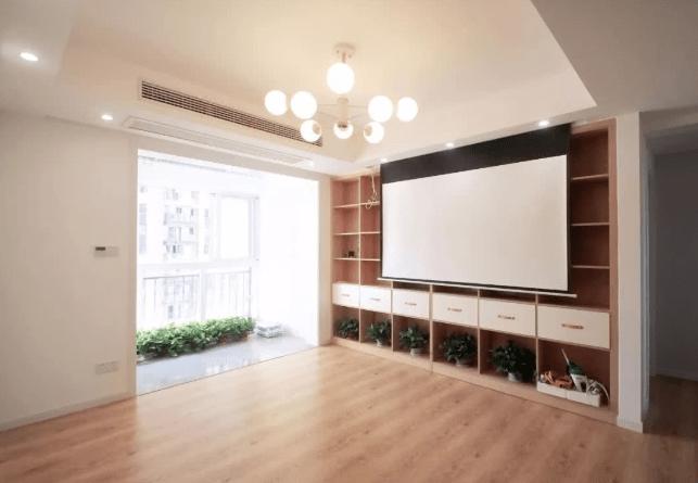客厅投影有哪些推荐?客厅投影性价比之王,当贝投影F3超大画面铺满整个客厅!