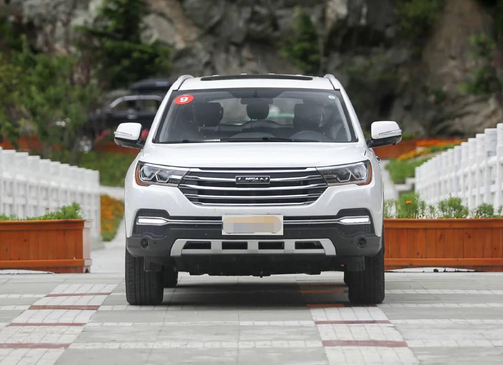 原本号称最便宜的国产SUV,车长4米