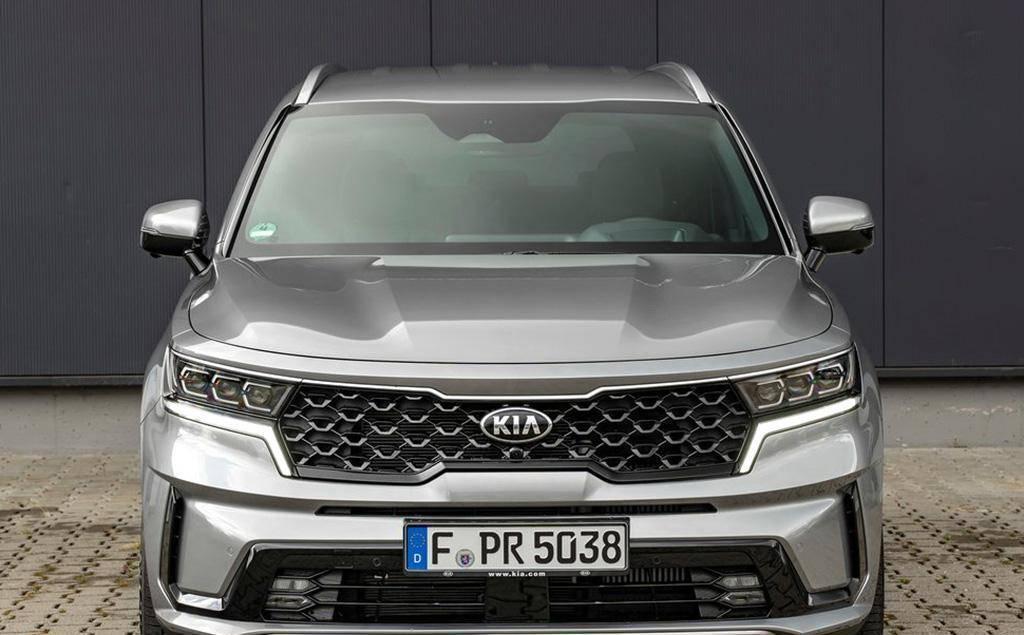 纯进口7座SUV,新款起亚苏兰托实拍,更高级的内饰,叫汉兰达