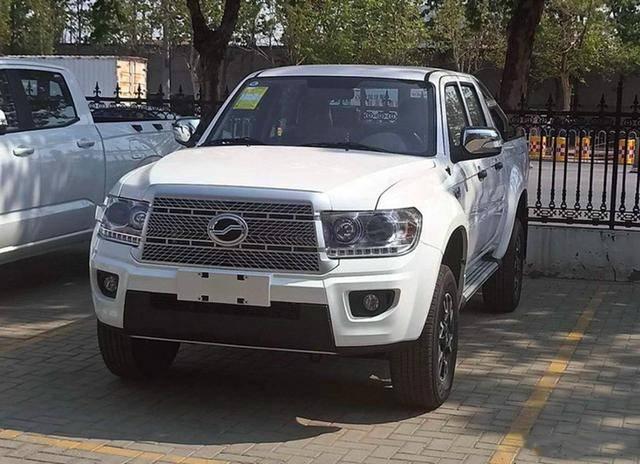 """原厂售价不到8万,中兴胡伟""""小路""""上市在农村,2.5T,四驱"""