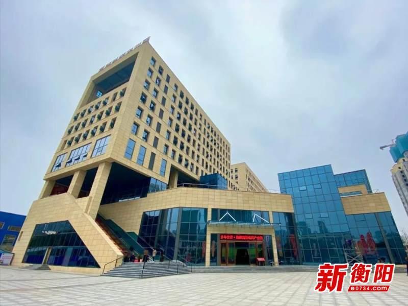 省域副中心·奋进正当时:衡阳省级及以上产业园区技工贸总收入平稳增长