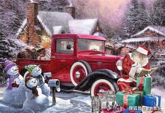 没有驯鹿和雪橇,圣诞老人会选择哪种皮卡拉特礼物?