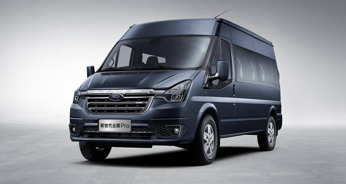 新一代Transit对比大同V90,同价位悬浮动力差别很大。快递选哪个