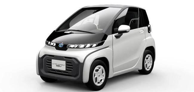 小型电动车的潜力有多大?刚喷了电动车的丰田要推一辆小型纯电动车