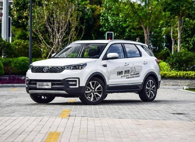 国内实力最强的原装SUV标配倒车视频图像车身稳定控制,已经卖了8万多