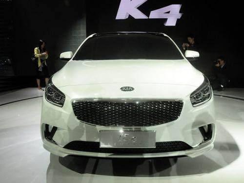 原东风大岳起亚品牌新K4罢工!它配备了1.6T涡轮增压发动机,仅启动100,000次