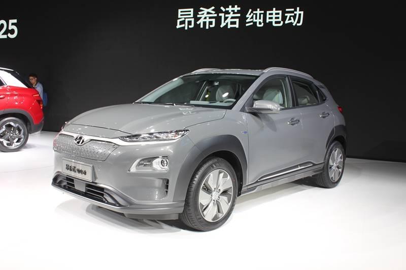 北京现代召回昂希诺/菲斯塔纯电动,共2591辆v96