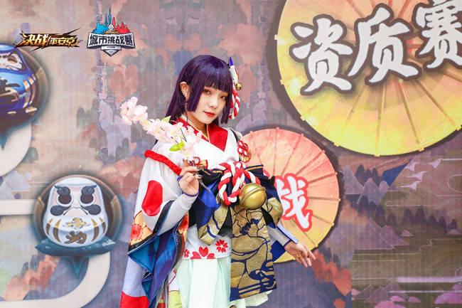"""盘点那些""""决战!考尔小姐在2020年平安京冬季城市挑战赛现场"""