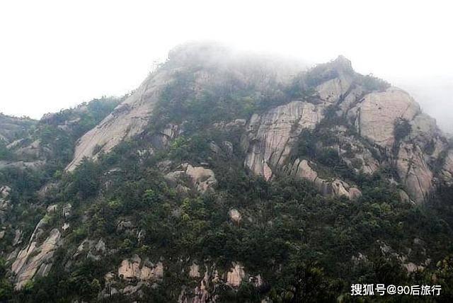"""安徽有座""""个性十足""""的山,因自然风景而闻名,如今还未商业化"""