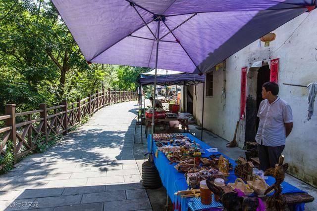 安徽严家古村第二批列入中国传统村落名录,百年房屋随处可见