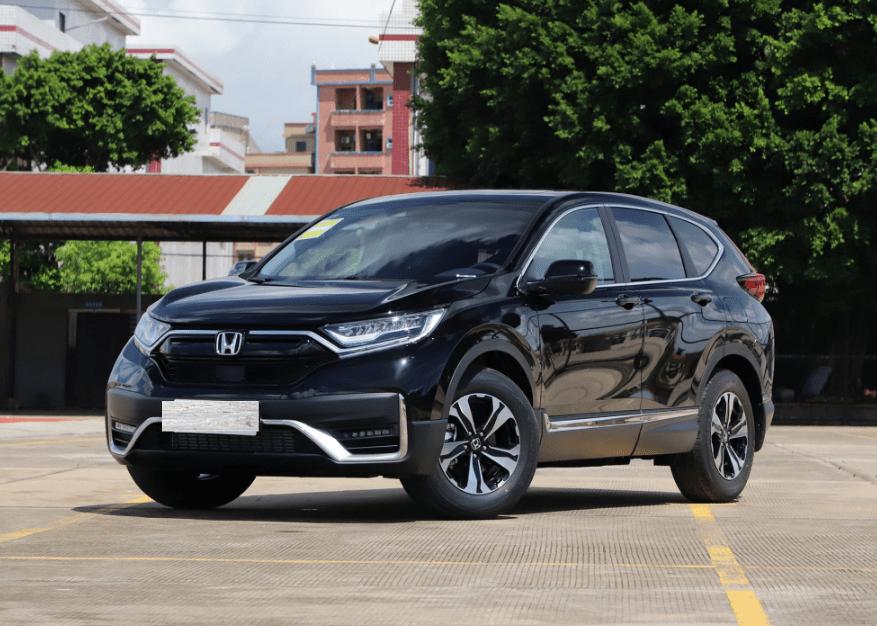 原厂本田CR-V下降1万元油耗低至4.9L这款车有两个字:均衡