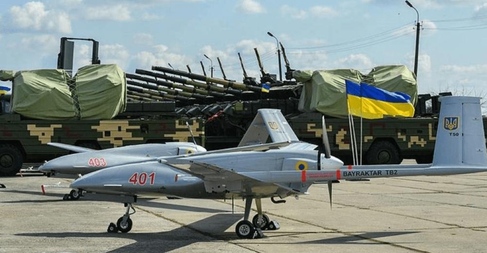 无人机换导弹发动机,土耳其乌克兰深化军事合作,俄罗斯不太高兴