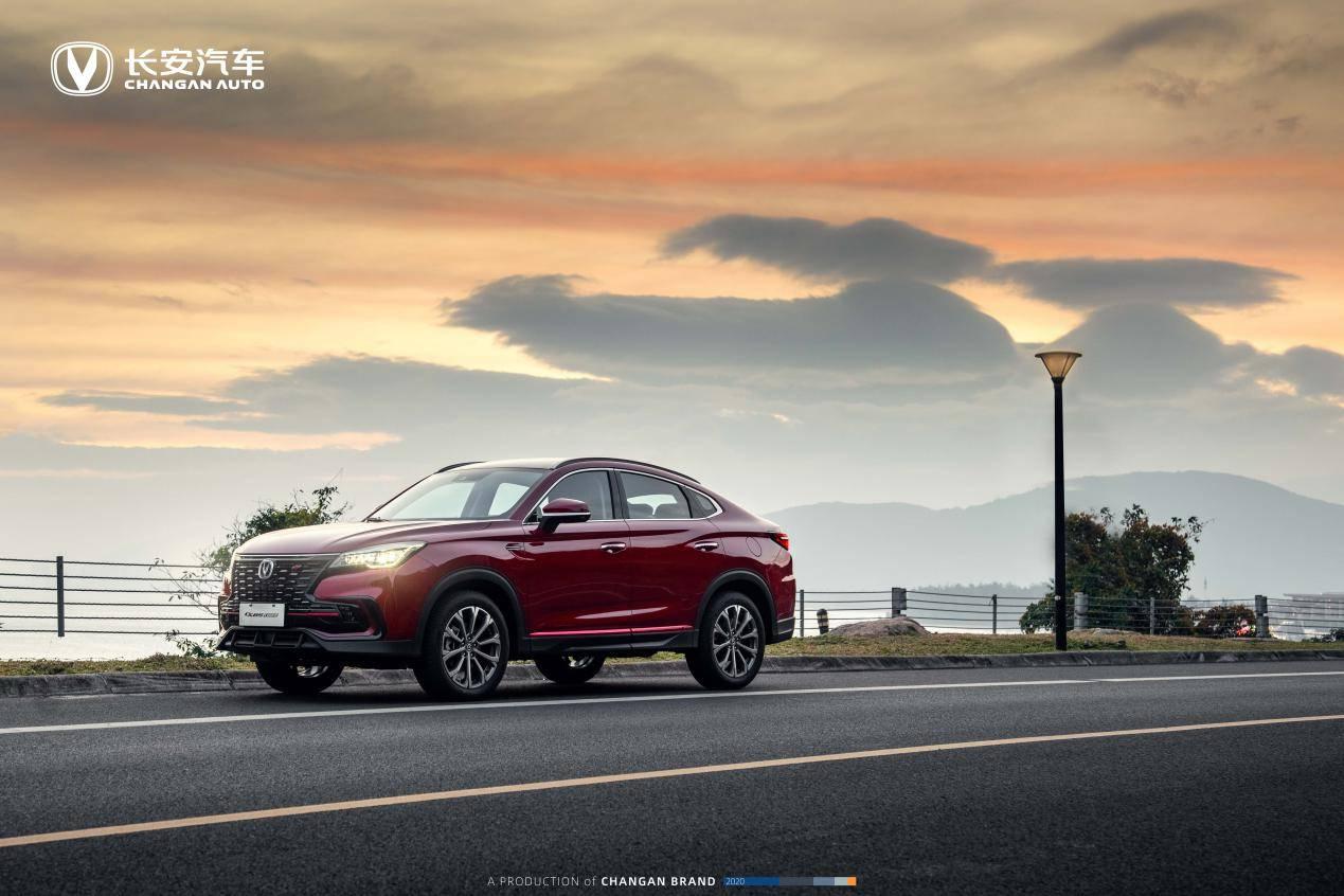 原长安第一款coupe SUV会有多大吸引力?