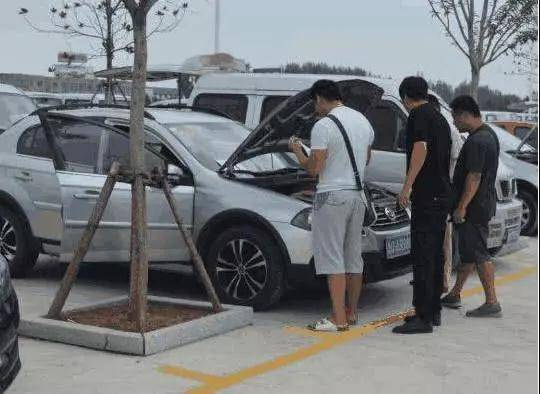 为什么二手车市场很多都是9成新的车?看看内行人怎么说