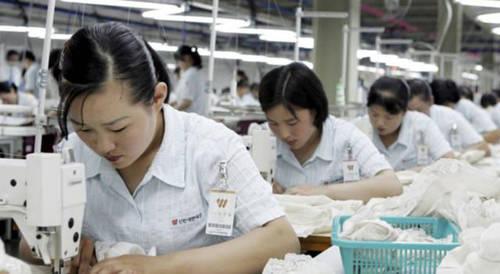 """原厂面临""""女工荒""""。越来越多的女工离开了工厂。他们去哪儿了?"""