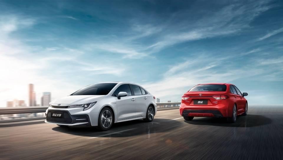 再加上一台发动机和四个车型版本,2021款雷凌将售价11.38万元