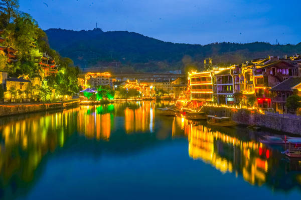 中国最美古城,曾是贵州中心城市,历史比贵阳还悠久