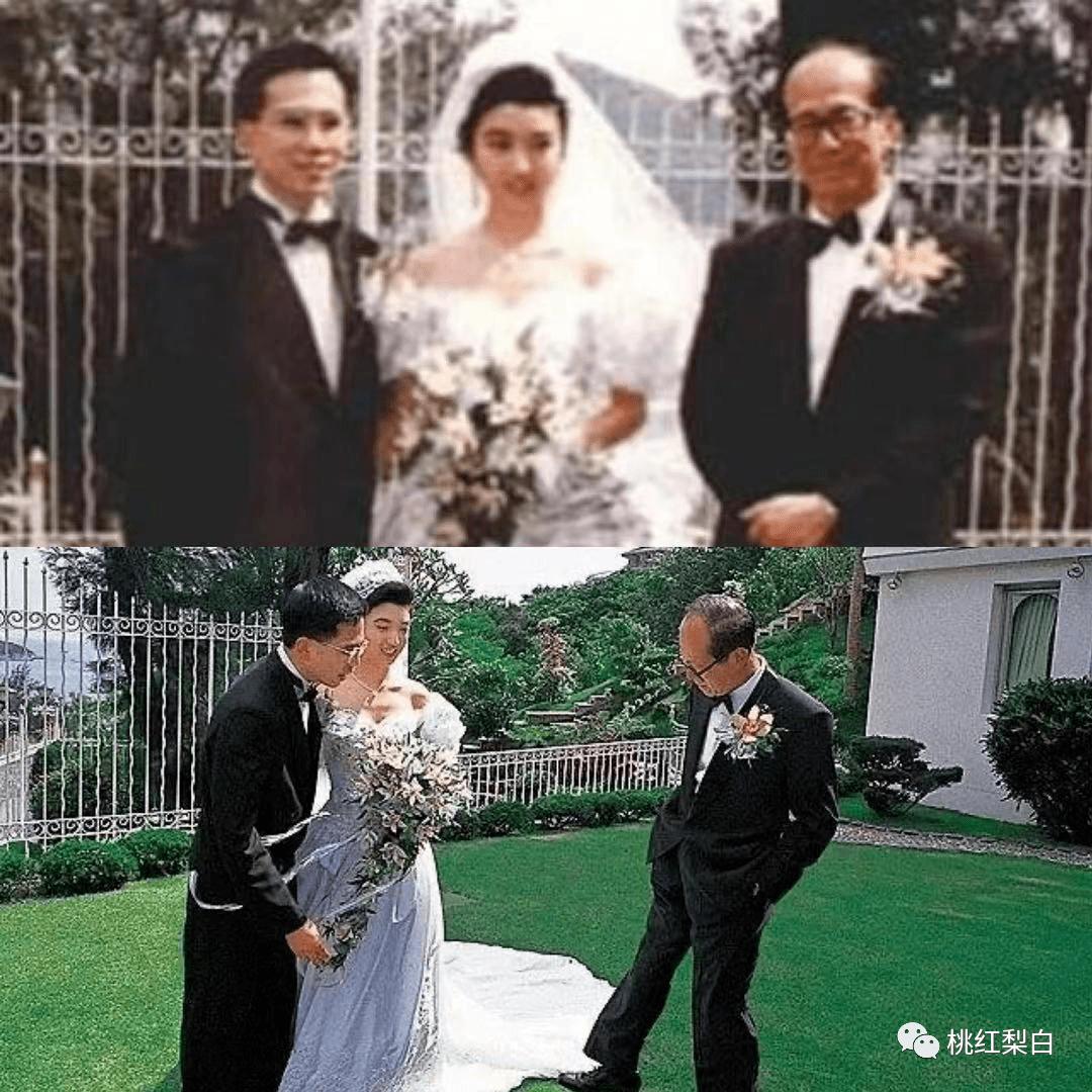 24岁就嫁入香港第一豪门,低调的王俪桥是最好命的原配太太?  第18张