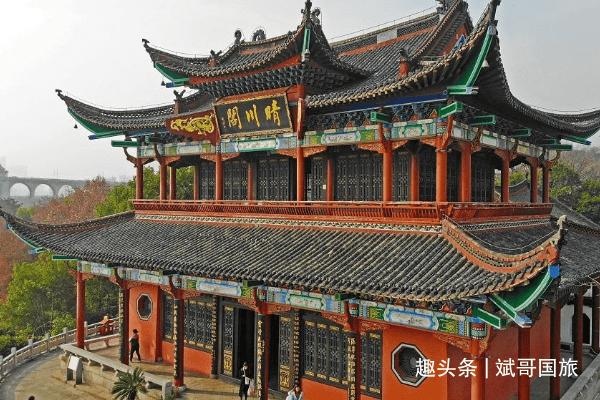 武汉这个免费景点与黄鹤楼齐名,堪称楚天第一楼,来过的皆说好