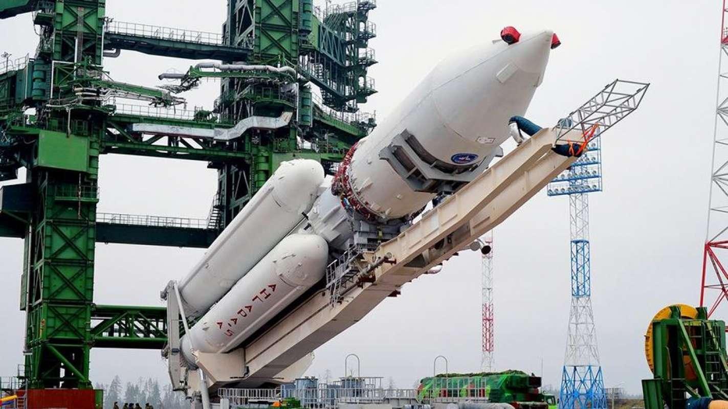 俄加快安加拉系列卫星发射,持续赶超美国,加快打造战略支柱产业