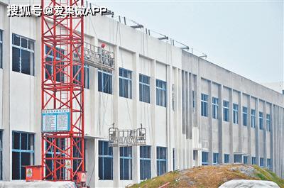 今年有望投用,超10亿元平伟实业5G射频项目主体建筑已完工