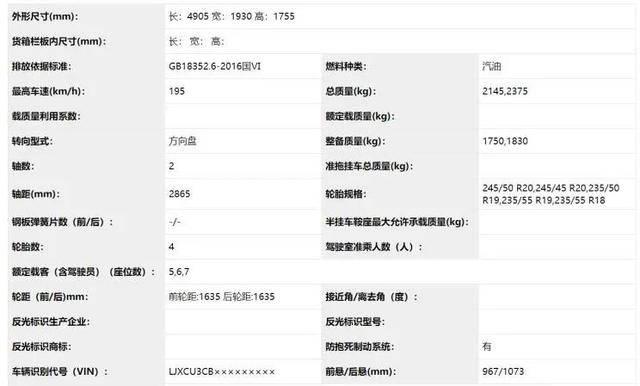 原福特中国专门提供大型7座SUV,比夏普世界大,便宜几万