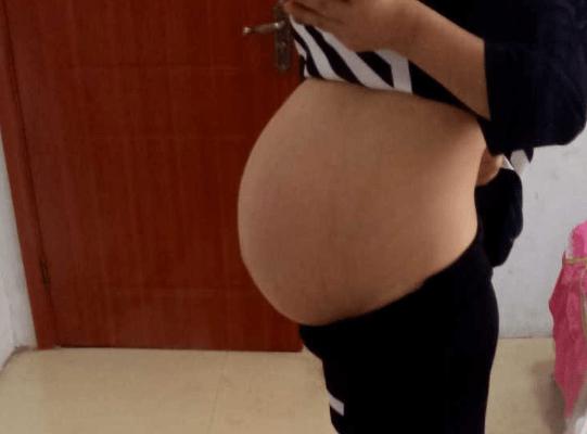 母体宫缩时,这一信号很明显,准妈妈要了解  第1张