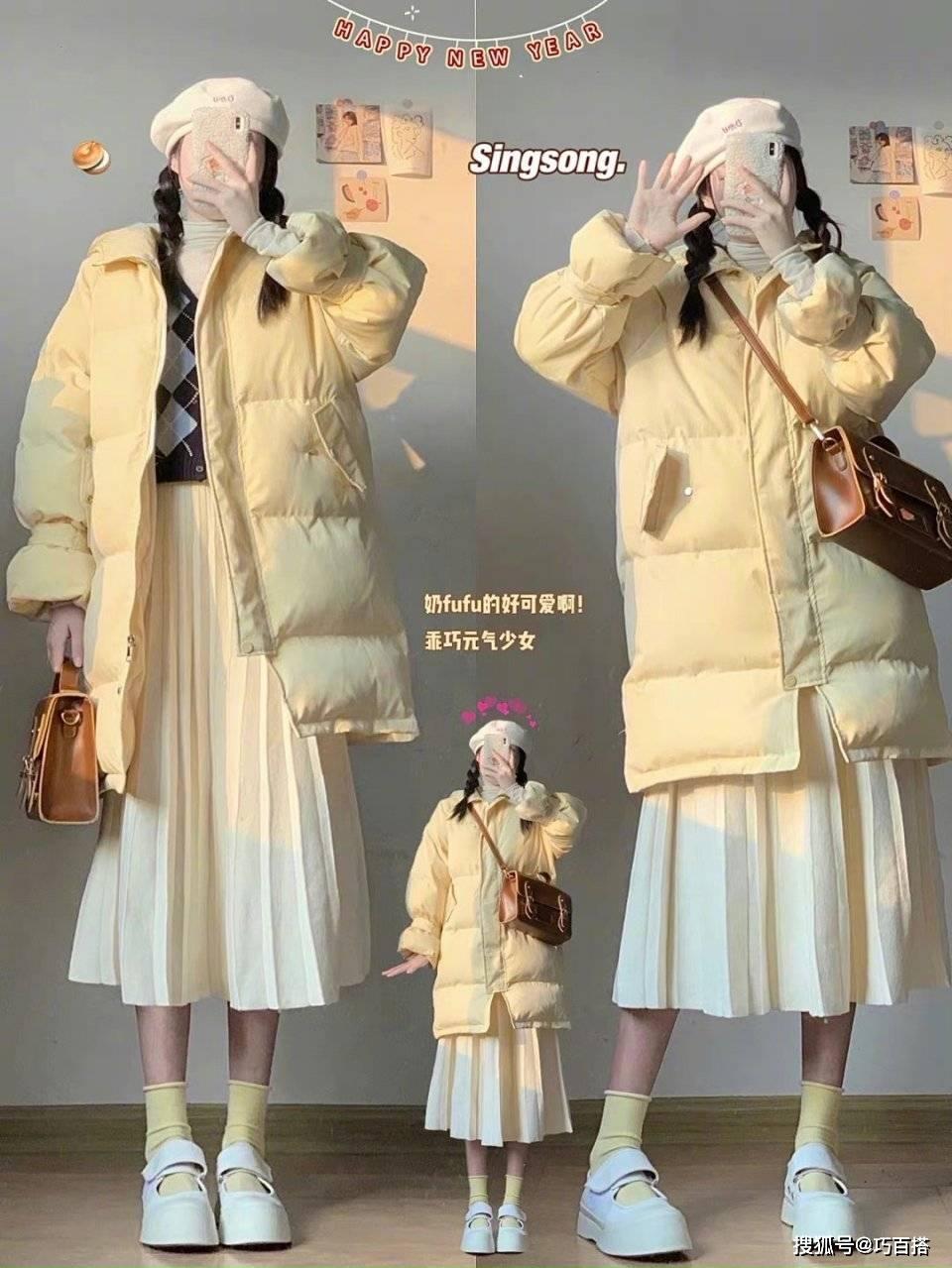 无论多大年纪的女人,羽绒服都建议选择这三种,轻松凹出时尚感