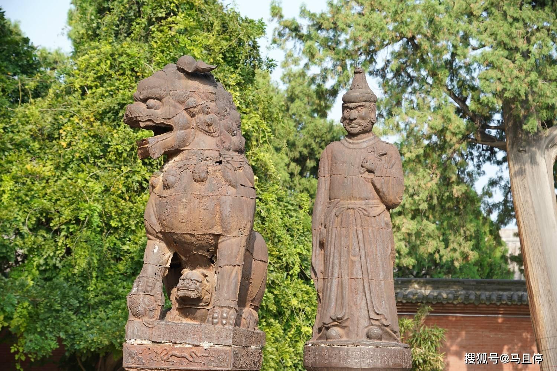 山西必去的寺庙,连康熙乾隆都在这里题过字,春节值得去祈福  第15张