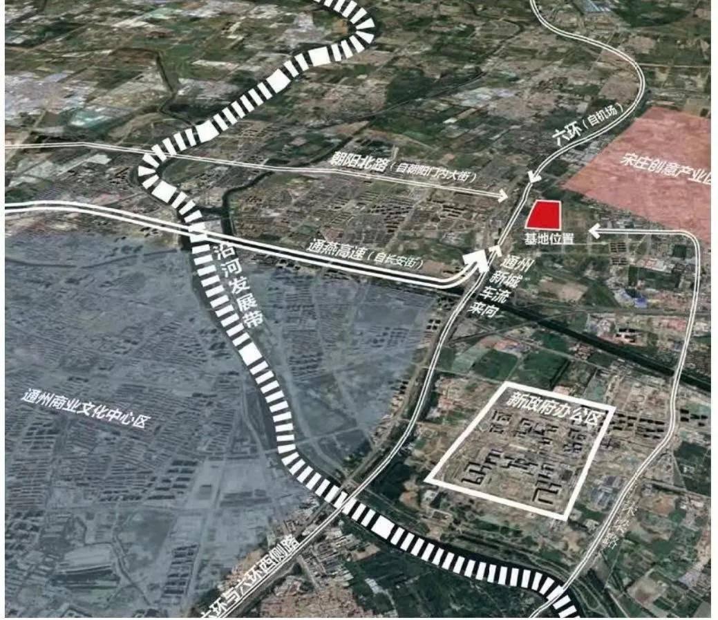33亿元,37万平米!通州这所三甲医院项目终于开工在即!