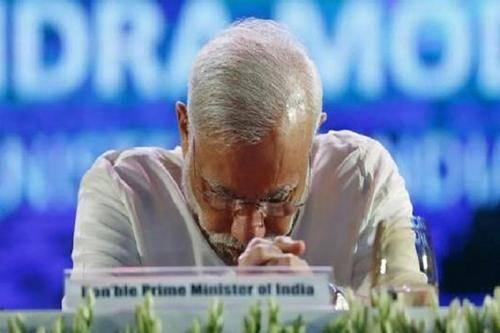"""翻脸无情? 莫迪总理将矛头对准特朗普 印度民众疯狂""""逼宫"""""""
