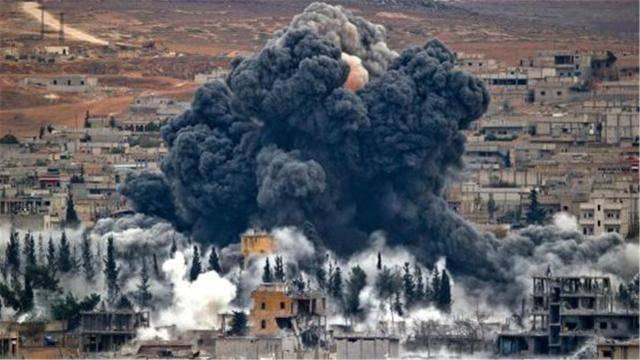 普京霸气!俄罗斯突发空袭,3天轰炸100多次