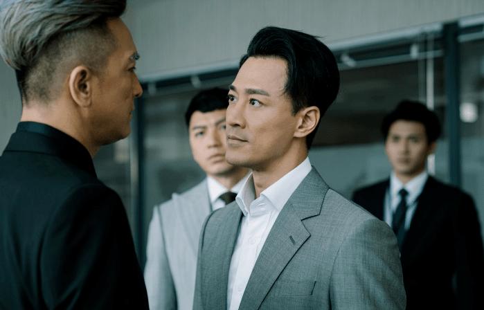 """林峯连续陪跑17年,""""千年老二""""显心酸,TVB欠他一个视帝!  第7张"""