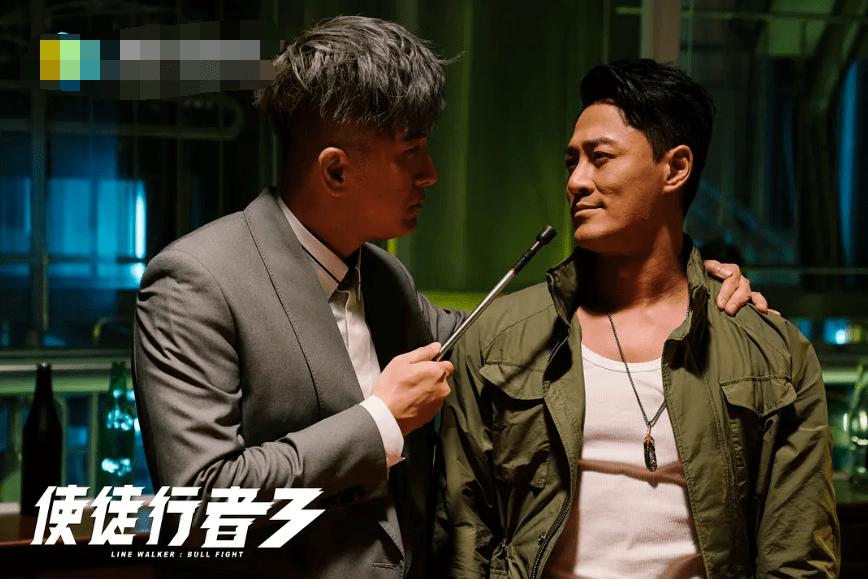 """林峯连续陪跑17年,""""千年老二""""显心酸,TVB欠他一个视帝!  第11张"""