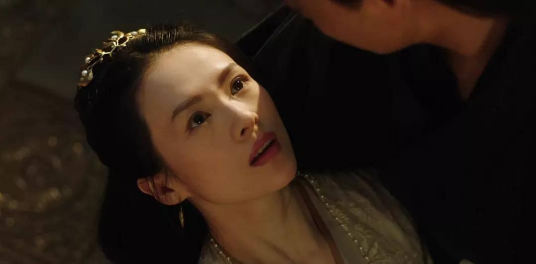 章子怡演15岁少女被吐槽,《上阳赋》口碑两极分化,仅拿到6分!  第6张