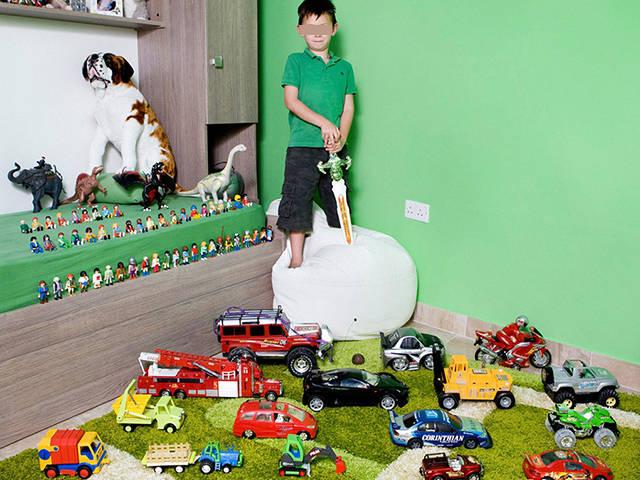 美国心理学家调查显示:玩具种类越多,孩子的各项能力越差  第1张