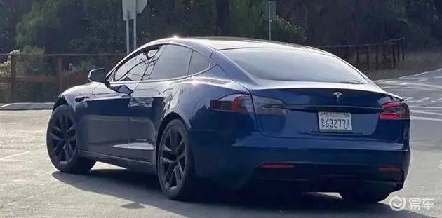 特斯拉Model S Plai谍照,赛道版售价近118万