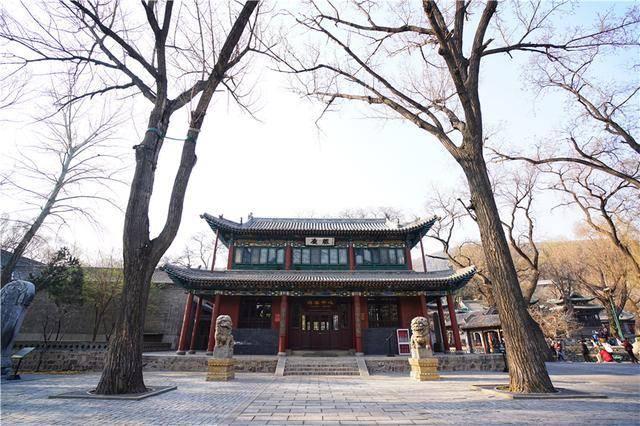 中国最早的皇家园林在太原,山西的简称也因为这里而得名  第2张