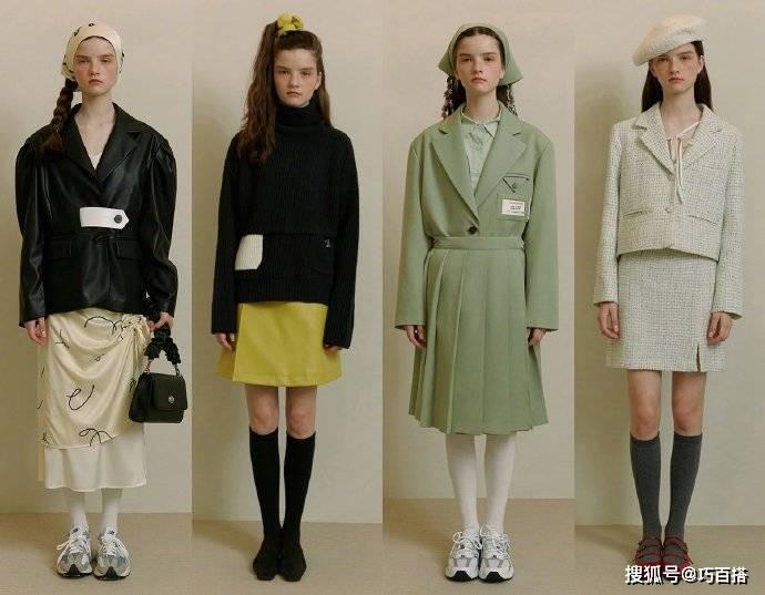 冬天穿成这样太可爱了。聪明的女生都已经做到了!