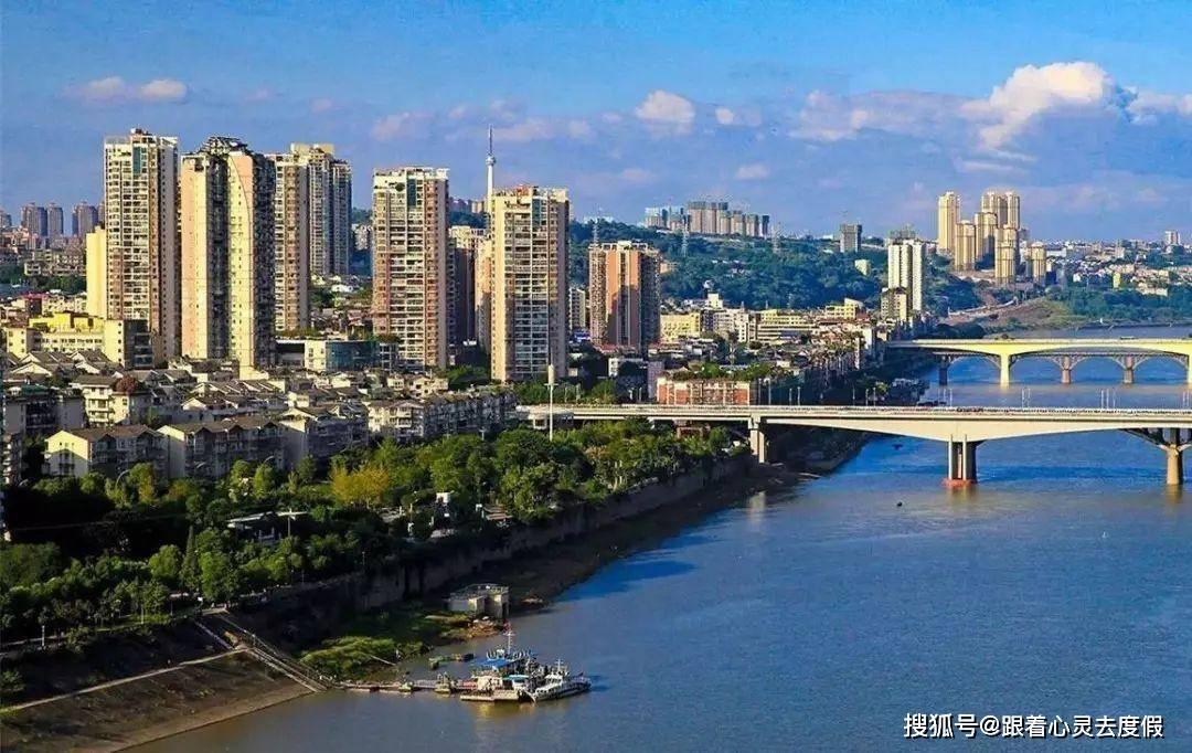 泸州7个区县最新人口排名:泸县85万最多,龙马潭区40万最少