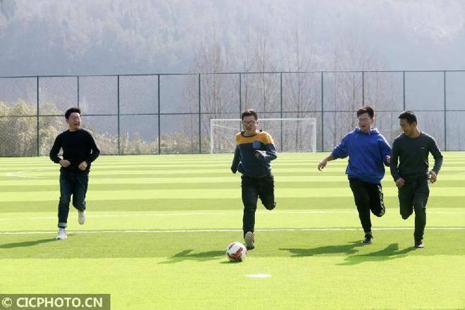 可能是中国最美的足球场投用了