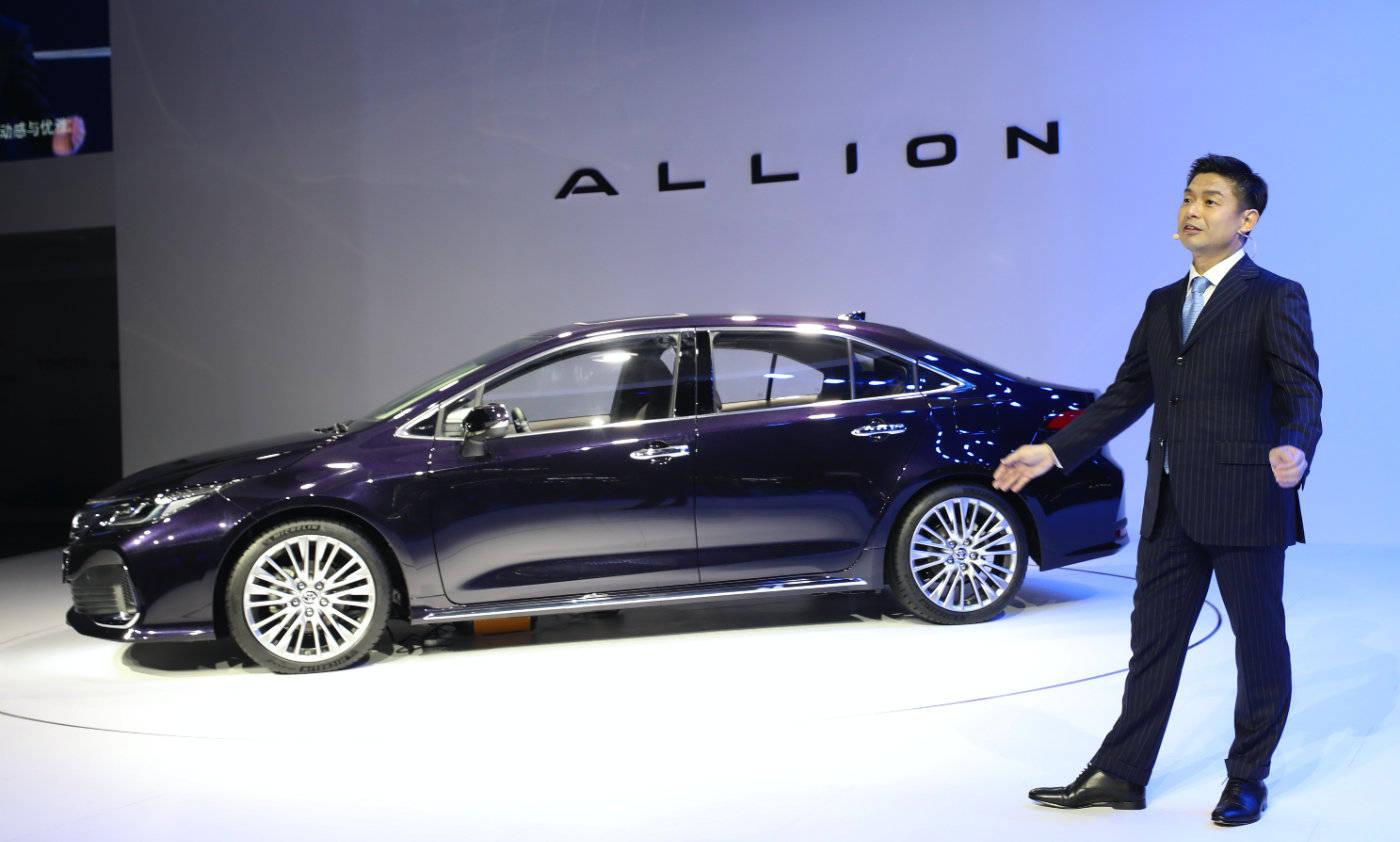 承载你所有的美好期待,ALLION引领主流家轿品质潮流