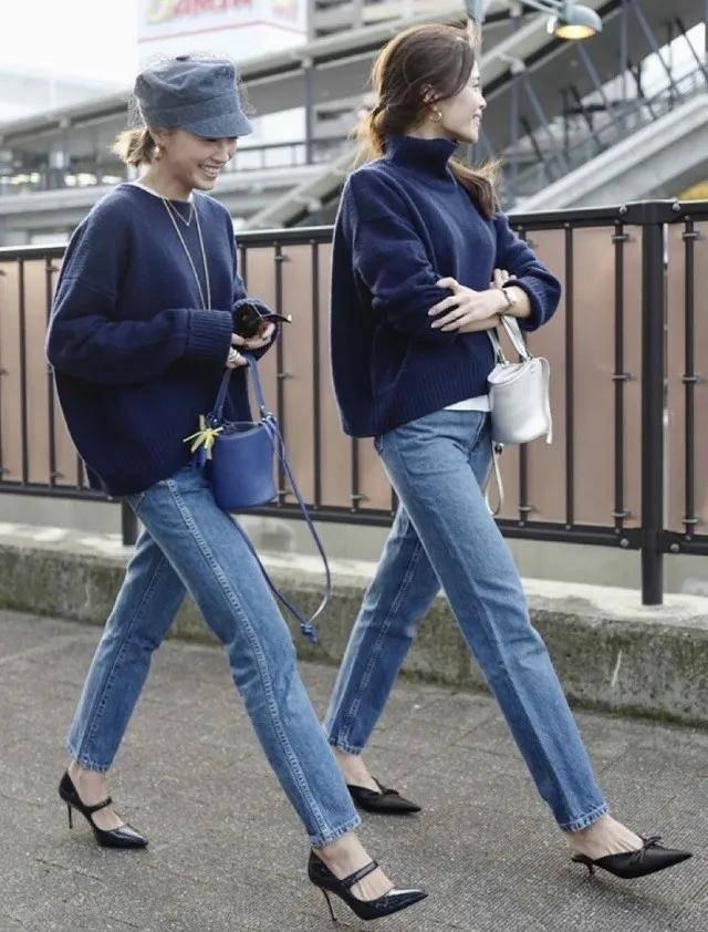 阔腿裤大势已去!入冬之后这4款裤子,最流行最显瘦,潮人都爱了
