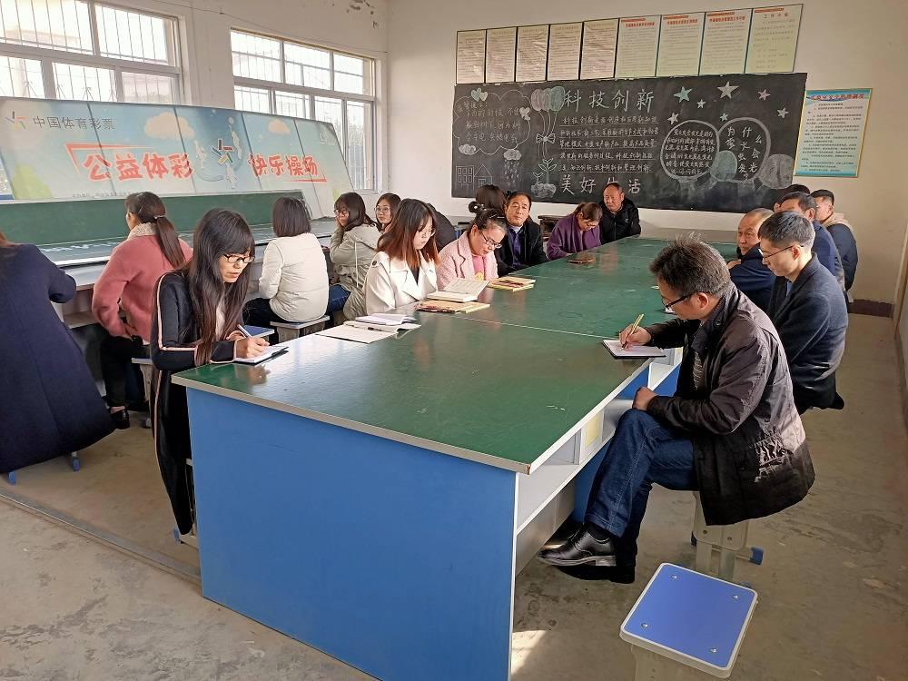 湖北省宜城市邓冲小学六项举措做好期末收尾工作