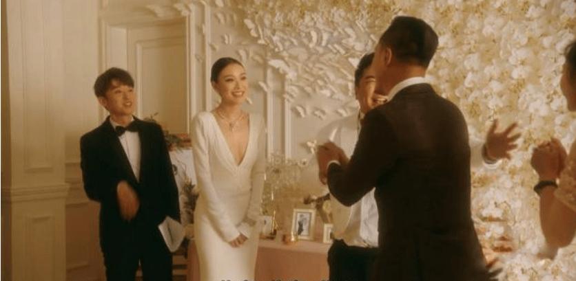 朱锁锁谢宏祖结婚,叶谨言却感觉像嫁女儿,倪妮陈道明演技绝了  第4张