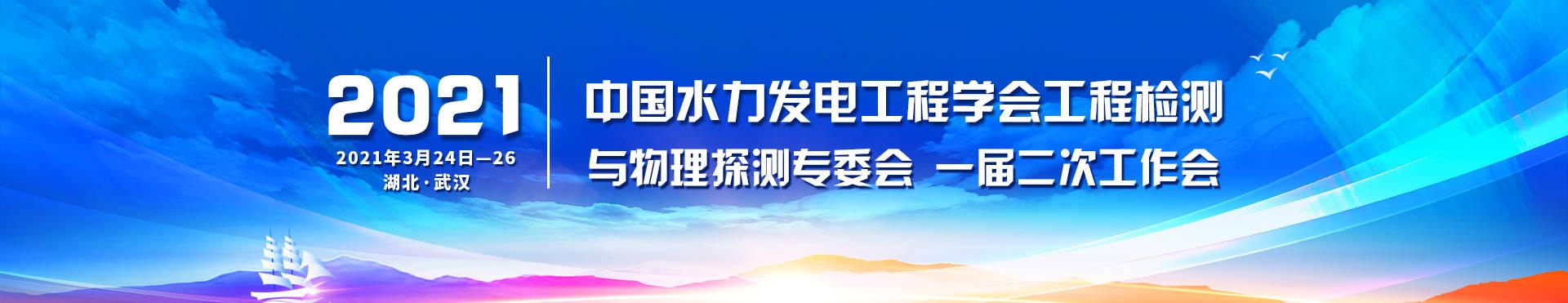 中国水力发电工程学会工程检测与物理探测专委会一届二次工作会通知