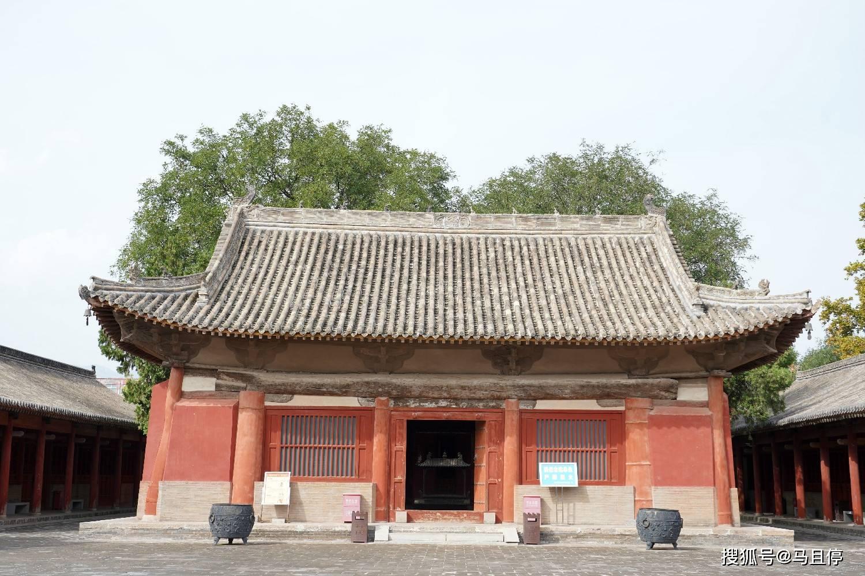 山西有个小县城,名气不大却藏着众多国宝级的古迹,值得去旅行  第10张